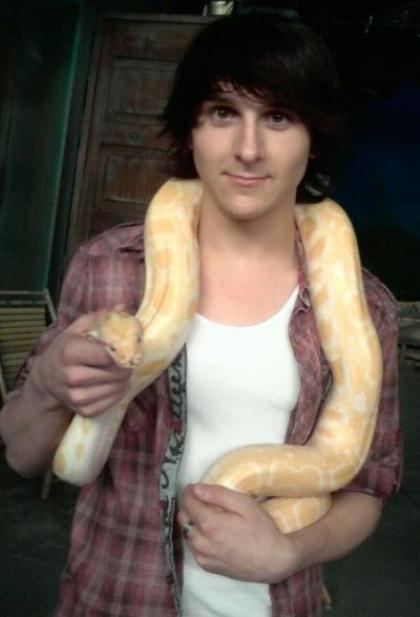 mitchel-musso-snake
